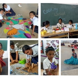 childrens day collage